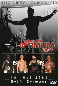 GWP Focus On Optimum 2008 DVD