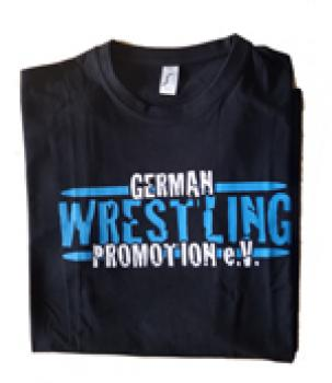GWP T-Shirt German Wrestling Promotion
