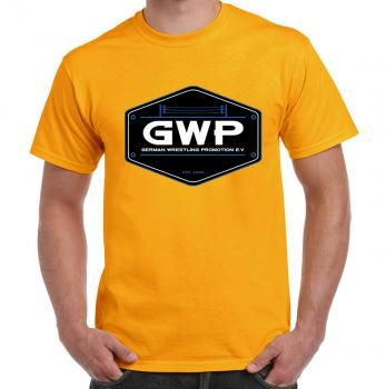 GWP Logo Shirt (gold)