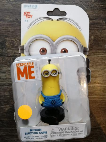 Minions Figur AS Suction Cups