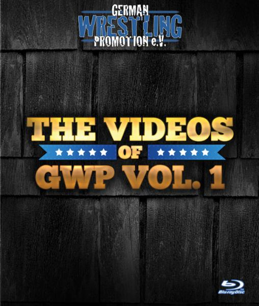 The Videos Of GWP Vol. 1 - Blu-ray