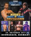 GWP Night Of Decisions 2017 Blu-ray